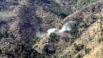 Photo of पाकिस्तान ने फिर किया संघर्ष विराम का उल्लंघन